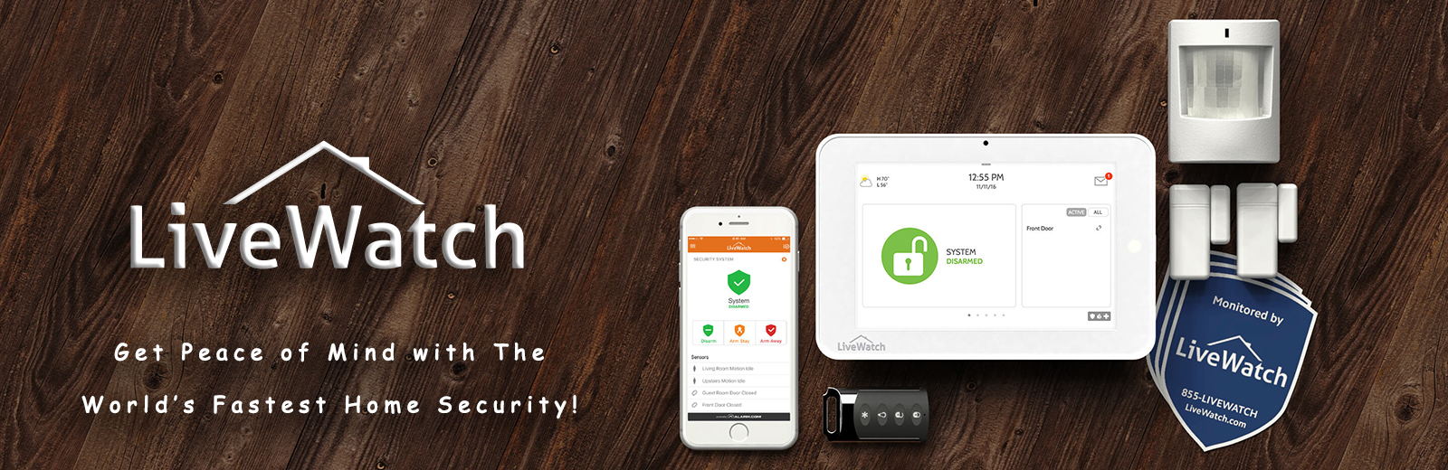 LIVE WATCH SECURITY